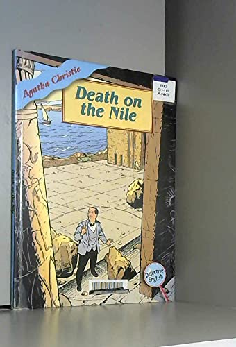 9783125400016: Death on the Nile: with Answer Key (Detective English Readers)