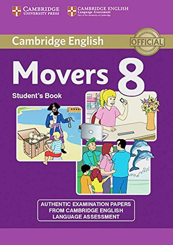 9783125400573: Young Learners English Test. Student's Book. Movers 8