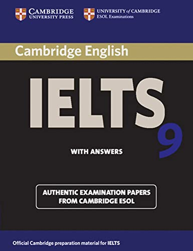 9783125400634: Cambridge IELTS 9. Student's Book with answers