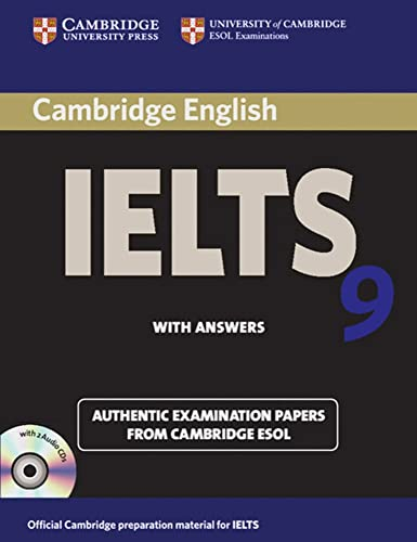 Cambridge IELTS 9 / Self-study Pack (Student's Book with answers and 2 Audio CDs)