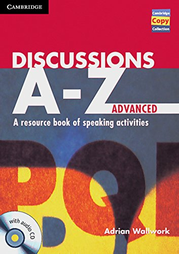 Discussions A - Z. Book + Audio-CD (Advanced)
