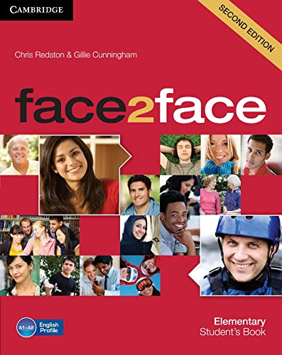 9783125400702: face2face. Student's Book with DVD-ROM. Elementary 2nd edition