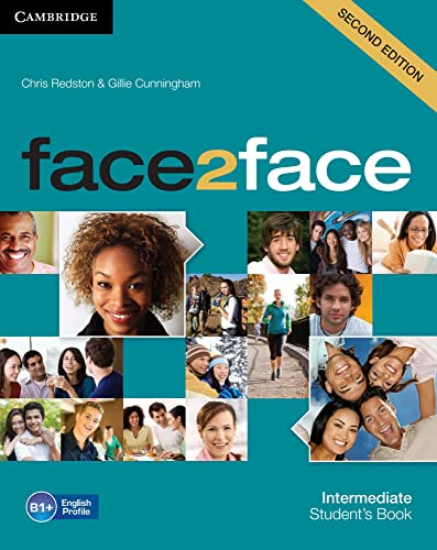9783125400764: Face2face : Intermediate Students Book (1DVD)