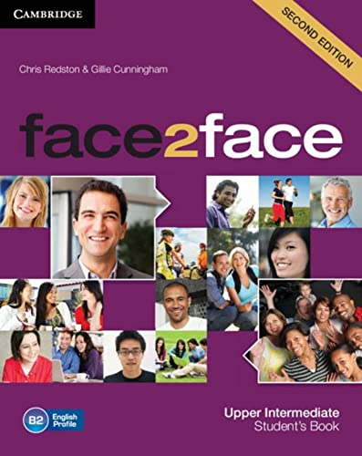 9783125400795: face2face. Student's Book with DVD-ROM. Upper-intermediate 2nd edition