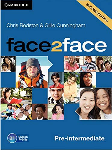 9783125400832: face2face. 3 Class Audio CDs. Pre-intermediate 2nd Edition