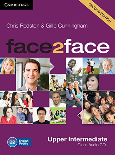 face2face. Upper-Intermediate. 3 Class Audio-CDs: Chris Redston