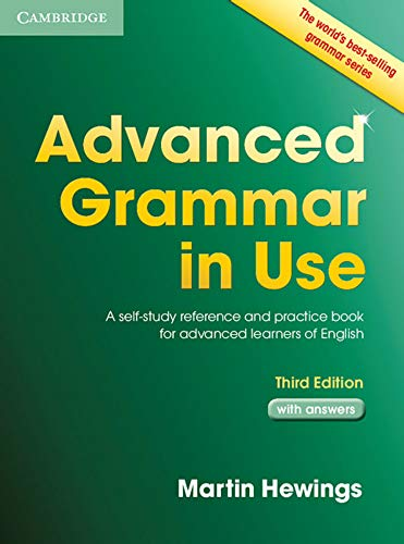 9783125401075: Advanced Grammar in Use. Edition with answers and CD-ROM