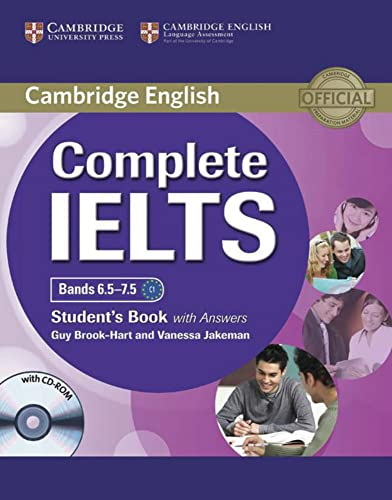 9783125401129: Complete IELTS. Advanced. Student's Book with answers with CD-ROM