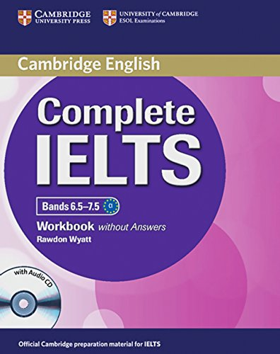 9783125401150: Complete IELTS. Advanced. Workbook without Answers with Audio CD