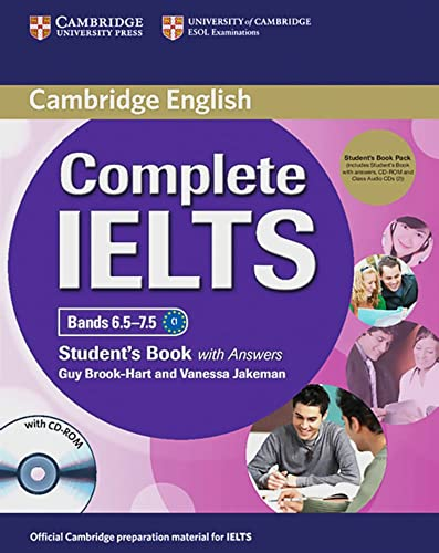 Complete IELTS. Advanced. Student's Pack (Student's Book with Answers with CD-ROM and 2 ...