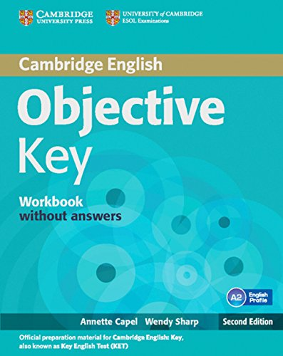 9783125401341: Objective Key. Workbook without answers