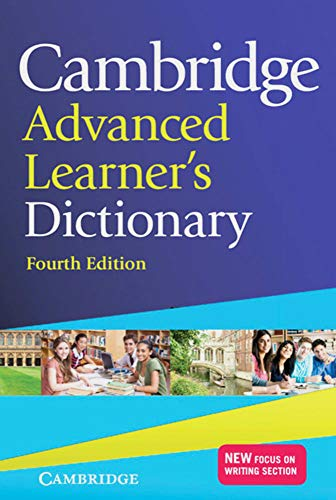 9783125401532: Cambridge Advanced Learner's Dictionary Fourth edition