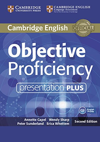 9783125401792: Objective Proficiency 2nd Edition. Presentation Plus DVD-ROM