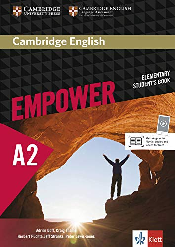 9783125403710: Cambridge English Empower Elementary Student's Book Klett Edition