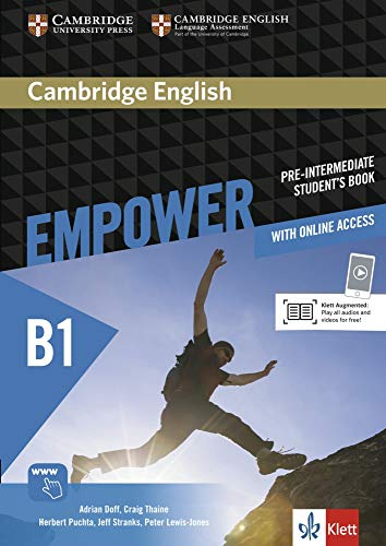 Cambridge English Empower. Student's Book (print) + assessment package, personalised practice,...