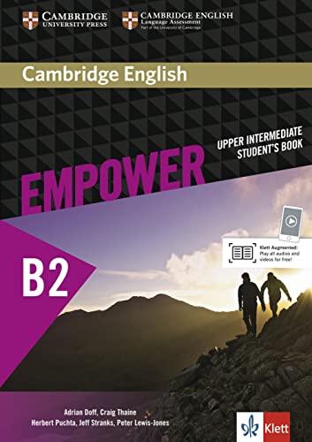 9783125403925: Cambridge English Empower. Student's Book (B2): Für Erwachsenenbildung/Hochschulen