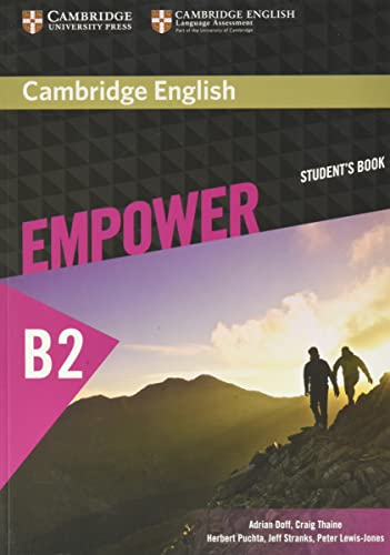 9783125403925: Cambridge English Empower Upper Intermediate Student's Book Klett Edition