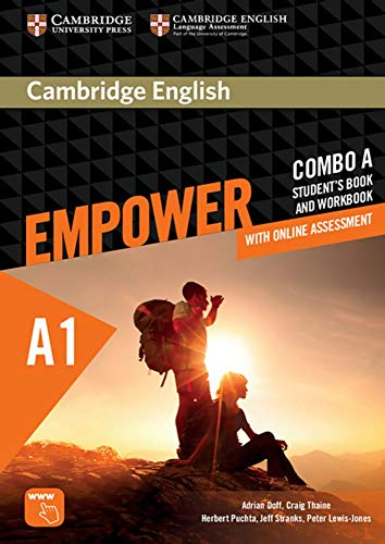 9783125404205: Cambridge English Empower Starter (A1) Combo A: Student's book (including Online Assesment Package and Workbook)