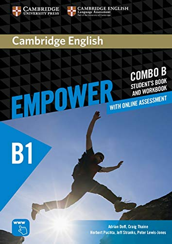9783125404250: Cambridge English Empower Pre-intermediate (B1) Combo B. Student's book: Student's book (including Online Assesment Package and Workbook)