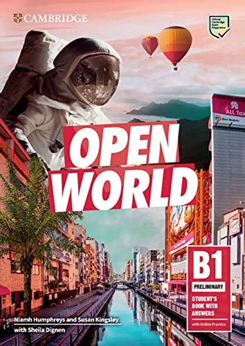 9783125405967: Open World Preliminary. Student's Book with Answers with Online Practice