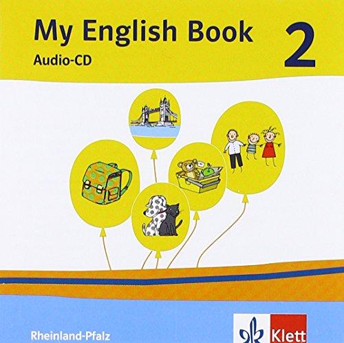 My English Book. Lehrer Audio-CD 2. Rheinland-Pfalz: Für die Portfolioarbeit