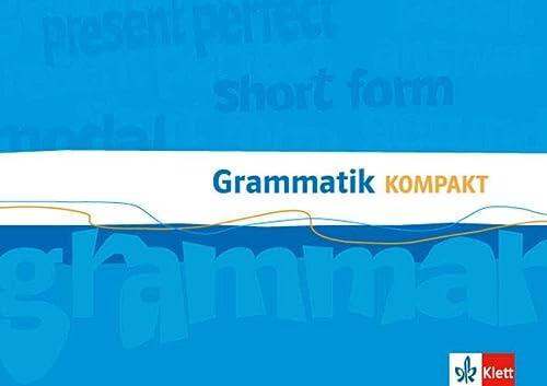 9783125461574: Orange Line. Grammatik Kompakt. Klasse 8-10