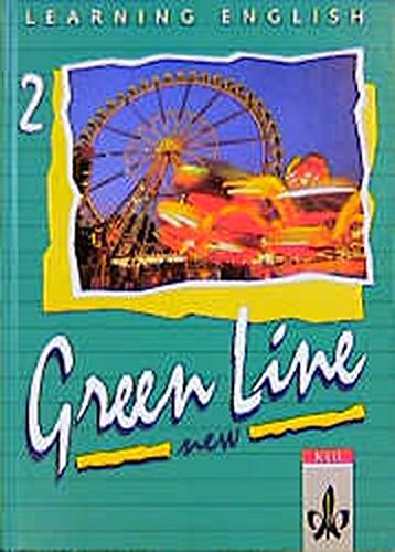 Cover Of The Book Learning English Green Line New Tl 2