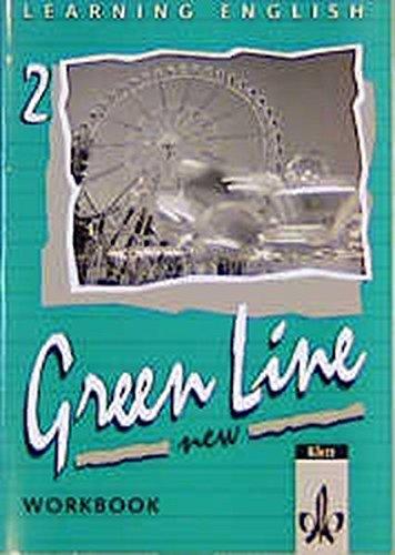 9783125462250: Learning English. Green Line 2. F�r Gymnasien. New. Workbook. Allgemeine Ausgabe