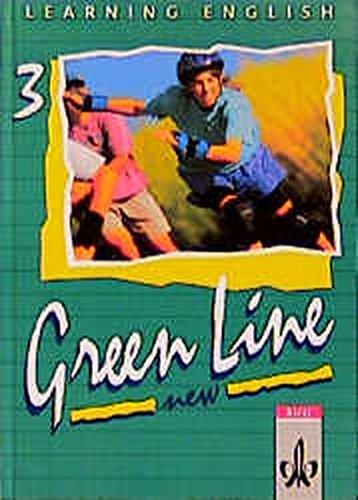 9783125462304: Learning English. Green Line 3. New. Für Gymnasien. Allgemeine Ausgabe
