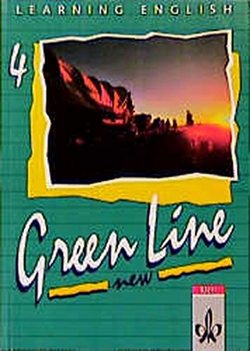 9783125462403: Learning English. Green Line New 4. Sch�lerbuch. Allgemeine Ausgabe: F�r Klasse 8 an Gymnasien