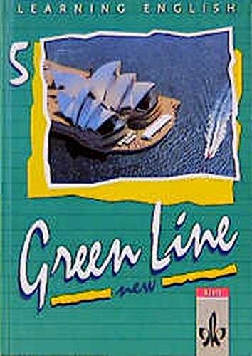 9783125462502: Learning English. Green Line 5. New. Schülerbuch. Für Gymnasien. Allgemeine Ausgabe