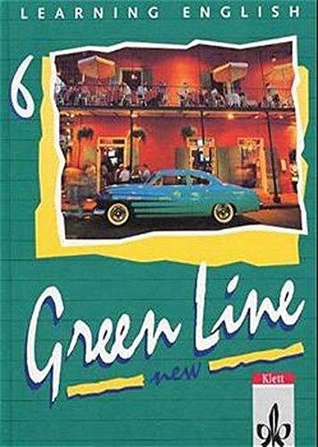 Learning English - Green line new; Teil: Reformierte Rechtschreibung. 6. / [Hauptw.]. / Von Stephanie Ashford .