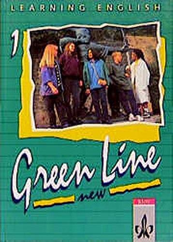 9783125462700: Learning English. Green Line 1. Für Gymnasien. New. Schülerbuch. Allgemeine Ausgabe