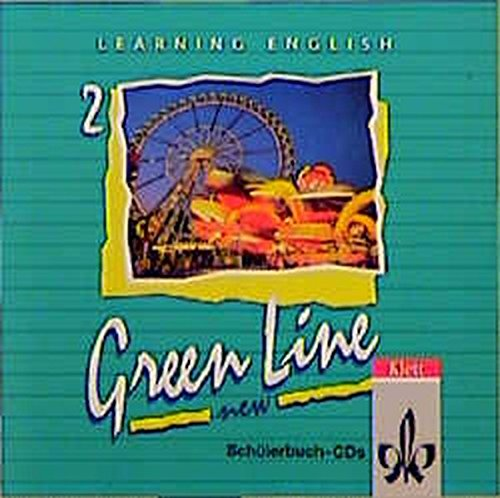 Learning English, Green Line New, 2 Audio-CDs zum Schülerbuch - Ashford, Stephanie; Aston, Paul; Hellyer-Jones, Rosemary