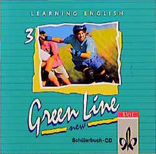 9783125462854: Learning English, Green Line New, 1 Audio-CD zum Schülerbuch