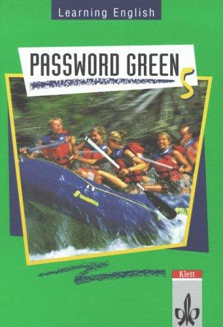 9783125463509: Learning English. Password Green 5. Schülerbuch. RSR: Unterrichtswerk für Gymnasien Klasse 9