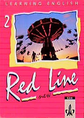 9783125464209: Learning English. Red Line 2. New. Schülerbuch: Unterrichtswerk für Realschulen Klasse 6