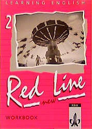 9783125464254: Learning English. Red Line 2. New. Workbook: Für Klasse 6 an Realschulen