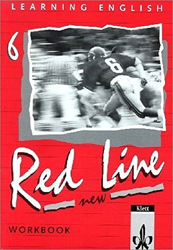 9783125464650: Red Line New 6. Workbook: Für Klasse 10 an Realschulen