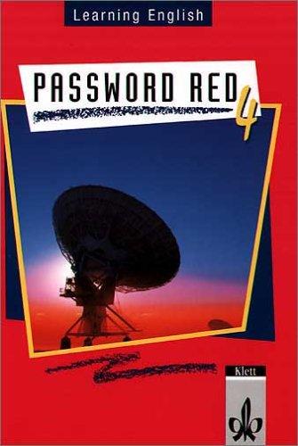 9783125466401: Learning English. Password Red 4. Schülerbuch: Für Klasse 8 an Realschulen