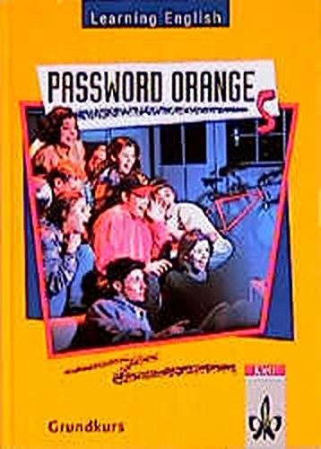 Learning English, Password Orange, Ausgabe für Nordrhein-Westfalen,: Falko Alig