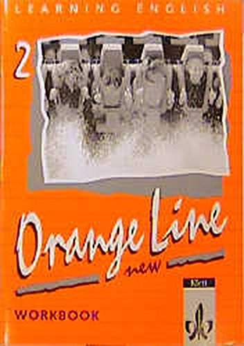 9783125468511: Learning English. Orange Line 2. New. Workbook
