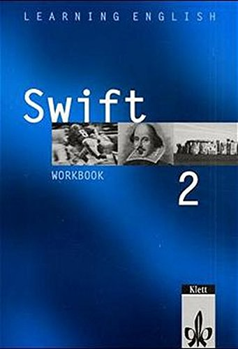 9783125470255: Learning English. Swift. Workbook, Teil 2