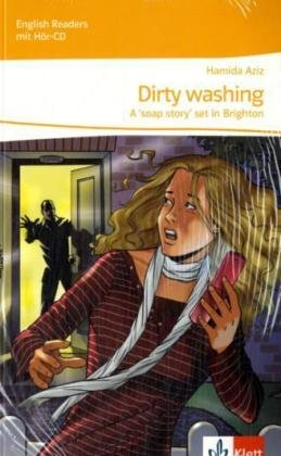 9783125470934: Dirty Washing: Asoap story set in Brighton mit Hör-CD. Lektüren Englisch