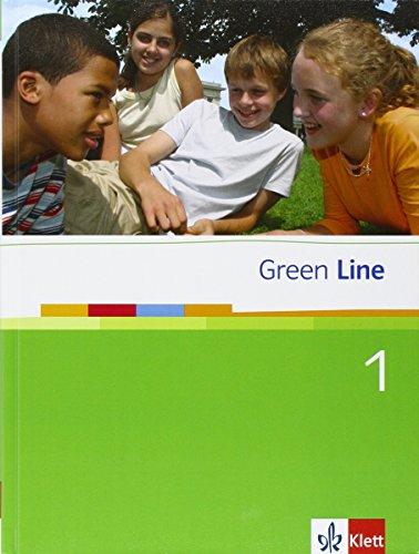 9783125471207: Green Line 1. Schülerbuch (fester Einband)