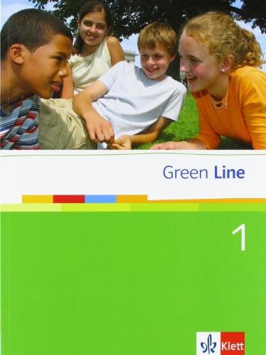 9783125471214: Green Line 1. Schülerbuch: Gymnasium