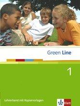 9783125471238: Green Line - Ausgabe Gymnasium. Lehrerband