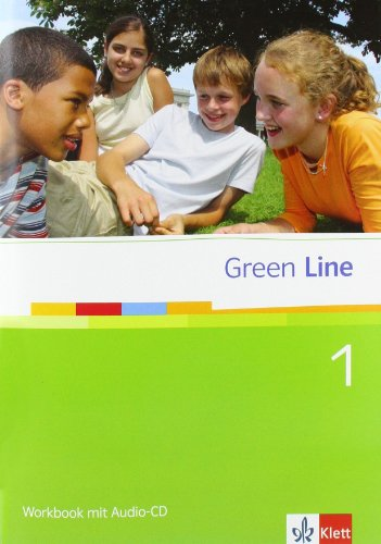 9783125471252: Green Line 1. Workbook mit CD: Gymnasium