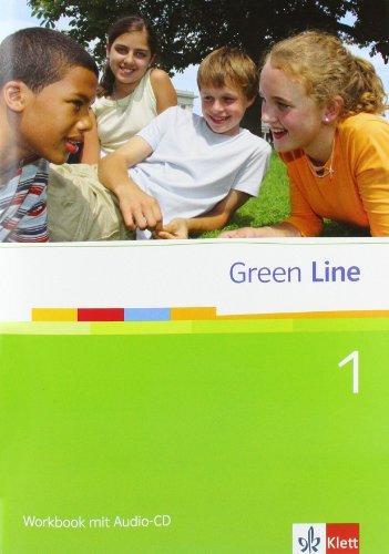 9783125471252: Green Line 1. Workbook mit CD