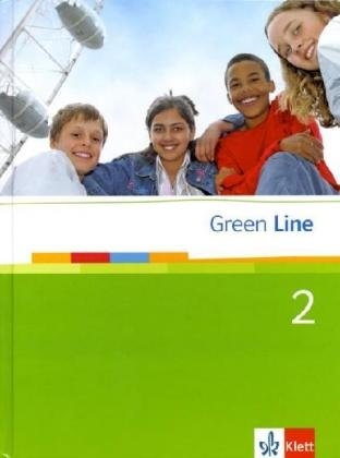 9783125471306: Green Line 2. Schülerbuch (fester Einband): 6. Klasse